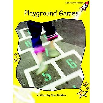 Playground Games - Early - Level 2 (International edition) by Pam Holde