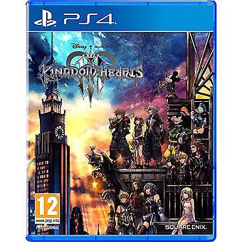 Kingdom Hearts 3 PS4 spel