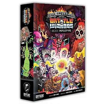 Epic Spell Wars of the Battle Wizards: Duel at Mt. Skullzfyre Card Game