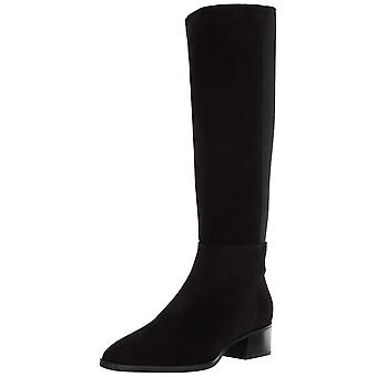 Aquatalia النساء فينولا الجلود مغلقة تو منتصف العجل أحذية الموضة