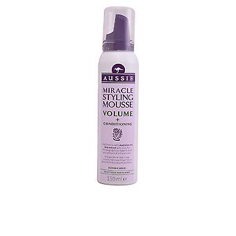 Aussie Volume & Conditioning Styling Mousse 150 Ml For Women