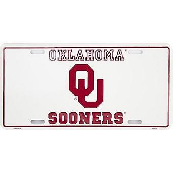 Oklahoma Sooners matrícula de la NCAA