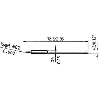 Ersa 212 SD LF Soldering tip Pencil-shaped Tip size 0.2 mm Content 1 pc(s)