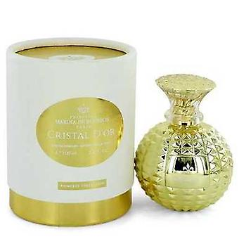 Cristal d'Or by Marina de Bourbon Eau de parfum spray 3,4 oz (vrouwen) V728-545134