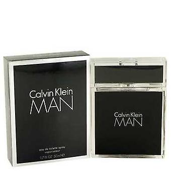 Calvin Klein Man By Calvin Klein Eau De Toilette Spray 1.7 Oz (men) V728-443320