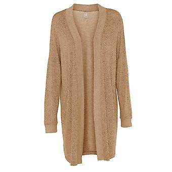 SOYACONCEPT Soyaconcept Tan Or Grey Cardigan 24098