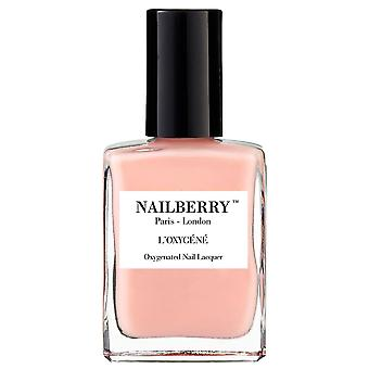 Nailberry Nail Polish Oxygenated Nail Lacquer Collection - Touch Of Powder 15ml