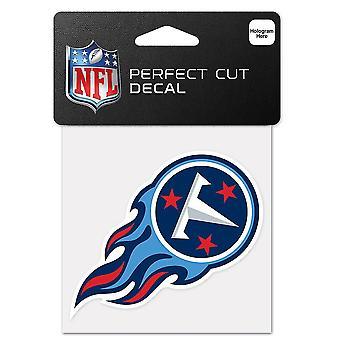 Wincraft autocollant 10x10cm - NFL Tennessee Titans