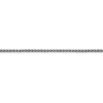 Roestvrij staal gepolijst Fancy Lobster Sluiting 3.0mm Tarwe ketting ketting sieraden geschenken voor vrouwen - Lengte: 20 tot 24