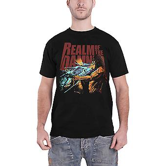Realm Of The Damned Scream new Official Mens Black T Shirt