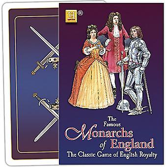 Monarchen von England Spielkarte Spiel (Hpc)