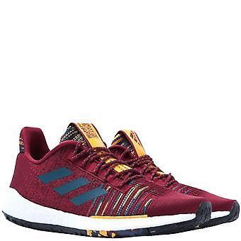 Adidas X Missoni Pulseboost HD Trainers Burgundy