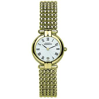 Michel Herbelin 16873-BP08 Women's Perle Bracelet Wristwatch