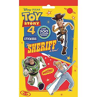 700st Toy Story 4 Woody Buzz Stickers Set Klistermärken
