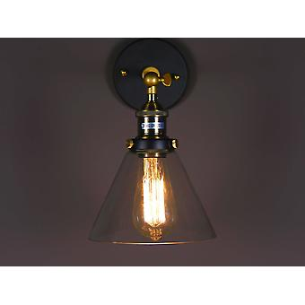 Lilo Glass Antique Edison Light