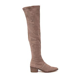 Report Womens Zaria Closed Toe Knee High Fashion Boots