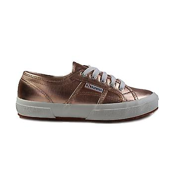 Superga Cotu Classic Rose Gold Womens Lace Up Shoes