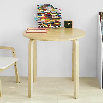 SoBuy Enfants Table Table en bois Table, KMB21-N