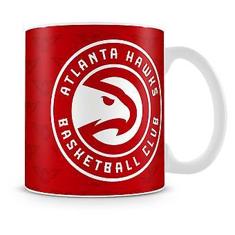 Fanatikere NBA team keramisk kaffe cup - Atlanta Hawks