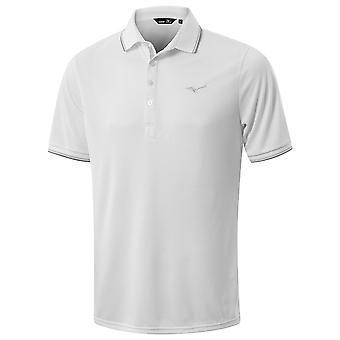 Mizuno Golf Mens Breath Thermo Polo Shirt