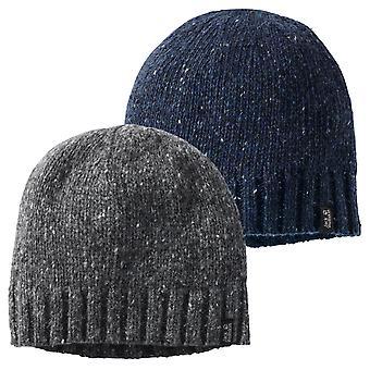 Jack Wolfskin unisex Merino grundlæggende hat