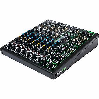 Mixer Mackie Profx10v3 Effetti Professionali con Usb