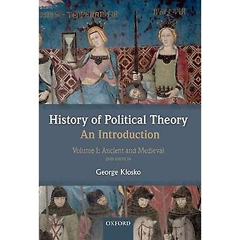 History of Political Theory An Introduction by George Klosko
