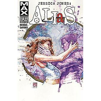 Jessica Jones alias volume 4 door Brian Michael Bendis