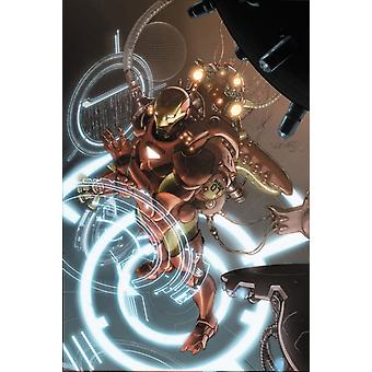 Iron Man By Fraction  Larroca The Complete Collection Vol. by Matt Fraction