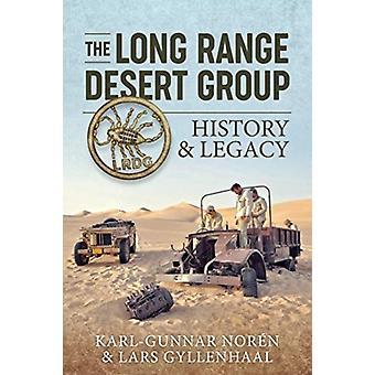 Long Range Desert Group by KarlGunnar Norn