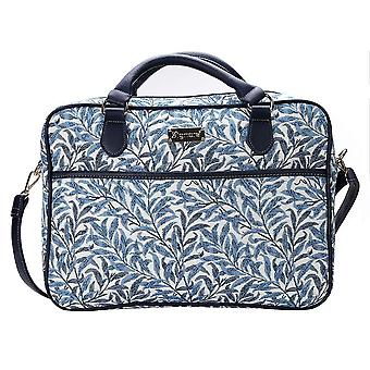 William Morris-Willow gren datamaskinen bag av signare billedvev/15,6 tommer/CPU-wiow