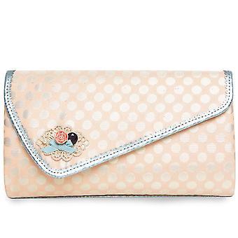 Joe Browns Couture Women's Peach Orphelia Bag