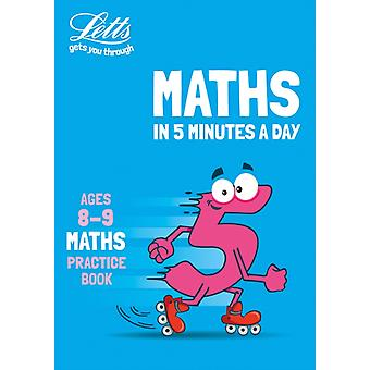 Letts Maths in 5 Minutes a Day Age 89