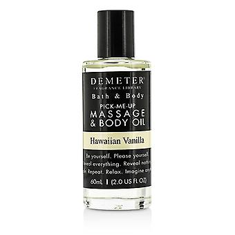 Demeter Hawaiian Vanilla Massage & Body Oil 60ml/2oz