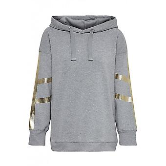 Karen By Simonsen - Hooded Sweatshirt - Kurkumakb 10102447