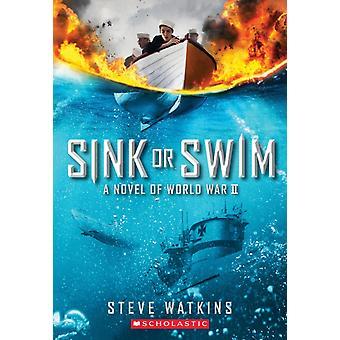 Sjunka eller simma av Steve Watkins