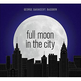 Larsen / Sakakeeny / Oberlin Contemporary Music - Full Moon in the City [CD] USA import