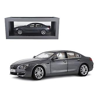 BMW 650i Gran Coupé 6 F06 Series Space Grey 1/18 Diecast Car Model par Paragon