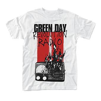 Green Day Radio Combustion Revolution Radio Official T-Shirt