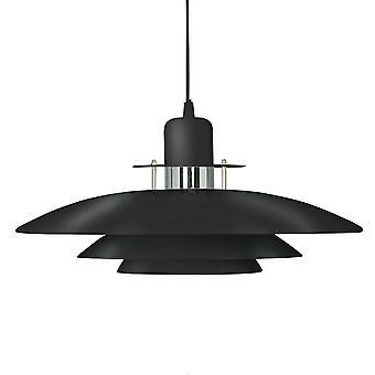 BELID Primus ik 430mm hanger licht In zwart en chroom