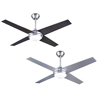 "Ceiling Fan Hawai 132cm / 52"" with Light and Remote"
