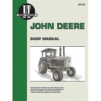John Deere: Iandt Shop Manual - Series 4030, 4230, 4430, 4630 (I & T Shop Service)
