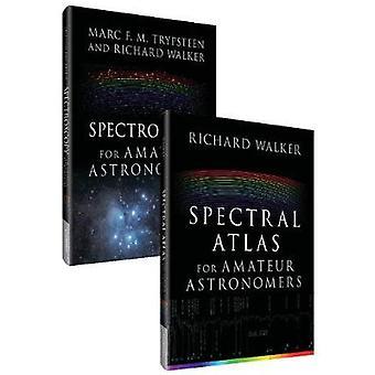 Richard WalkerMarc Trypsteenin täydellinen spektroskopia amatööriastronomeille