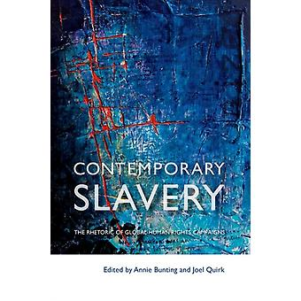 Contemporary Slavery by Annie Bunting