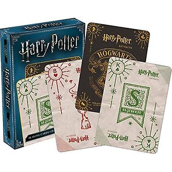 Harry potter - artefacts playing cards