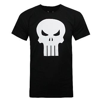 Jack Of All Trades Punisher Logo Miesten's T-paita