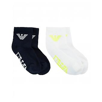 Armani Junior Junior Boys Socks