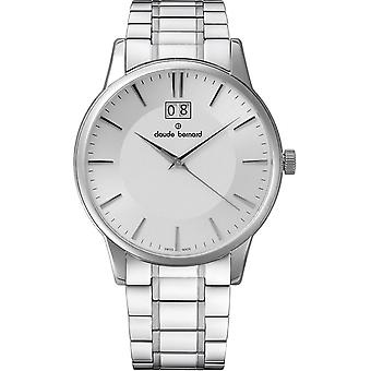 Claude Bernard - Watch - Men - Classic Gents - 63003 3M2 AIN