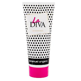 Ungaro La Diva Bad & Dusch Gel 200ml