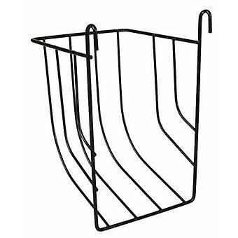 Trixie Porta heno/verduras, metal lacado 20x18x12 cm